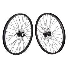 24x1.75 SE Racing Sealed Bearing Wheelset Black