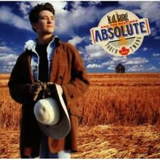 1-CD K.D. LANG - ABSOLUTE TORCH AND TWANG