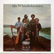 THE WHISTLEBINKIES same CLADDAGH RECORDS folk LP NM