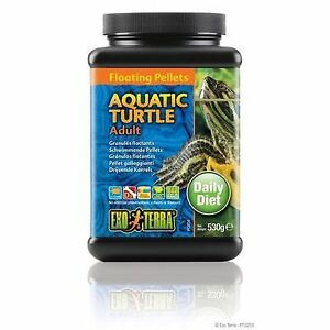 Exo Terra Aquatic Turtle Food Adult 530g