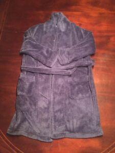 Pottery Barn Kids (Large) Navy Blue Sleepwear Robe. TL8