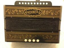 Hohner  Akkordeon Knopfakkordeon