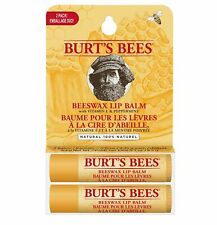 Burt's Bees Beeswax Lip Balm 2 Pack 2x4.25g