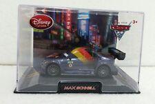 Disney Store PIXAR Cars 2 Max Schnell Diecast Car (W/Case) FREE SHIPPING - NIB