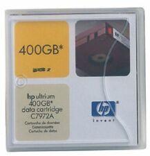 HP C7972A LTO Ultrium 2 Data Cartridge 400GB LTO2 New Sealed