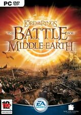 Lord of the Rings Battle for Middle Earth PC NEW and Sealed FULL UK Version