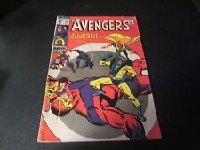 AVENGERS #59 KEY 1ST YELLOWJACKET  ANT-MAN MOVIE CHARACTER !!!!