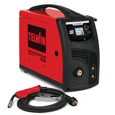 TELWIN SALDATRICE A FILO INVERTER 230V mod. TECHNOMIG 215 DUAL GARANZIA ITALIA