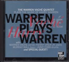 Warren Vache, Jimmy Cobb. Harry Warren Music. Kenny Drew.  CD     JZ8.30