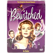 Bewitched The Complete Second Season DVD 2005 5-Disc Set Colorized New Sealed