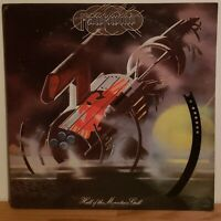 Hawkwind 1974 United Artists Records Prog Psych Rock w/ Inner Hall of Mountain