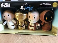 Star Wars Collector Set Hallmark Itty Bittys