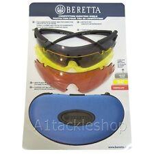 Beretta OC70 3 Lens Shotgun Shooting Glasses