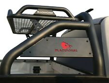 Black Horse fits 15 19 Chevy Colorado GMC Canyon Roll Bar  cargo rack ATRB-GMCOB