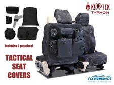 Coverking Kryptek Typhon Cordura Ballistic Tactical Seat Covers for Ram Truck