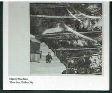 MARVEL MACHINE - Silver Sun, Ember Sky - 2015 Norwegian Jazz 9-trk CD album -NEW