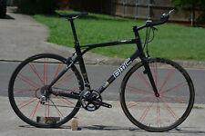 Carbon Fiber Ultra Light Custom BMC Roadracer SL01 Race City Bontrager Shimano