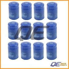 Acura ILX 13-14 CL RL Honda Odyssey Pilot Ridgeline Set of 12 Oil Filters