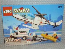 LEGO ® Town Classic de recette 6545 Search N 'Rescue ungelocht BA instructions