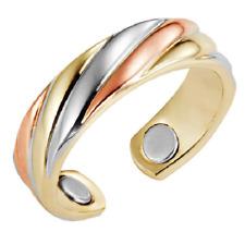 Bague magnétique en cuivre avec aimants - Trianon