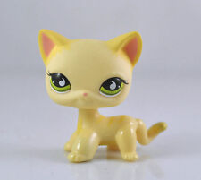 Pet Short Hair Cat Collection Child Girl Boy Figure Littlest Toy Loose LPS988