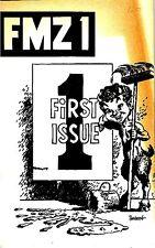 DGLib 1203: FMZ 1 comics fanzine March 1970 Ditko, Wolverton, Crumb, Severin