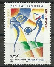 CEPT 2004/FRZ. Andorra MiNr 623 **