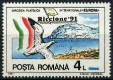 Birds Romanian Stamps