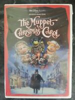 The Muppet Christmas Carol DVD - BUENA VISTA PACKAGING STAMP - NEW SEALED