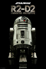 Sideshow Collectible R2-D2 Unpainted Prototype 1:6 scale figure