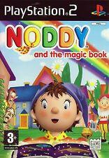 Noddy and The Magic Book (PS2), Good PlayStation2, Playstation 2 Video Games