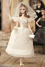 Italian Collection PRINCIPESSA Atelier Marriage Silkstone Barbie Doll BCP83 MINT