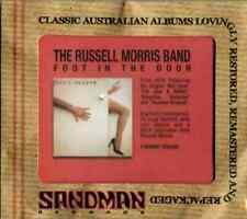 Russell Morris Band - Foot in the Door & Bonus Tracks - Australian Jewel Case CD