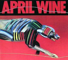 APRIL WINE 1984 ANIMAL GRACE PROMO POSTER ORIGINAL