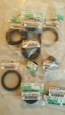 Nissan Sunny Pulsar GTI-R,Gearbox and transfer oil seal set.New genuine parts.