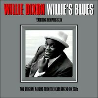 WILLIE DIXON * 26 Greatest Hits * NEW 2-CD Box Set * All Original Songs * NEW