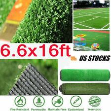 Synthetic Landscape Fake Grass Mat Artificial Pet Turf Lawn Garden Yard