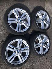 Genuine BMW F20 F21 F22 F23 E87 E82 E36 E46 386 star Spoke alloy wheels & tyres