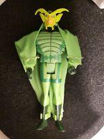 "Mantis 4th World Apokolips Justice League Unlimited 4"" Scale Figure DC Mattel"