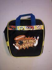 Spongebob square pants bowling ball Nickelodeon Bag Read Description ❗️