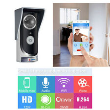 Home Wireless Doorbell WiFi Remote Video Camera Door Phone Intercom Security US