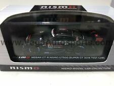 Genuine Nissan GT-R Nismo GT500 (Super GT 2018 Test Car) 1/64 Scale Model