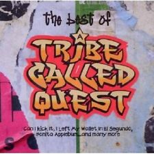 """A Tribe Called Quest """"The Best of a Tribe Called Quest"""" CD NUOVO"""