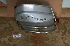 1978 Honda GL 1000 Goldwing Saddle Bag Hard Luggage Bag Silver SHOEI Left 78 A