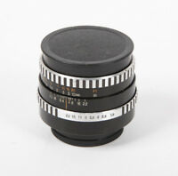Carl Zeiss Jena Pancolar 50mm f1.8 Zebra Prime Lens with M42 Mount
