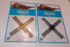 N SCALE TRAIN NIB  LOT OF 2 TRACK      .