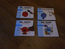 Mr men &  little miss collectable  Pack of 4 books  Brand New