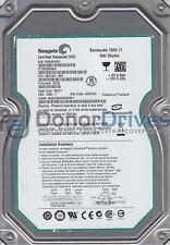 ST3500820AS, 9QM, KRATSG, PN 9BX134-505, FW SD25, Seagate 500GB SATA 3.5 Hard Dr