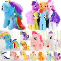 My Little Pony Plüschtier Puppen Kuscheltier Plüschtiere Kind Spielzeug Einhorn