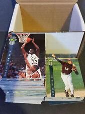 1992 Classic Four Sport Set #1-325 - Shaq/Jeter